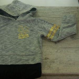 Other - Toddler girl sweatshirt